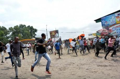 RDC: le Sénat reporte un vote crucial après 3 jours d'émeutes