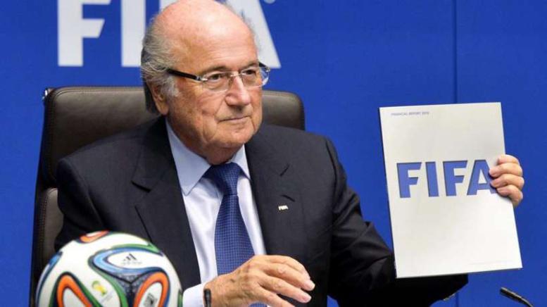 La crise s'intensifie à la FIFA !