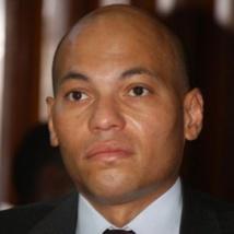 """""""Karim Wade a fui les dépositions des témoins qui l'enfoncent"""", Me El Hadji Diouf"""