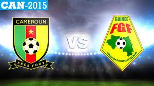 Direct Can 2015 2e journée groupe D, Cameroun/Guinée, 1-1, encore un nul