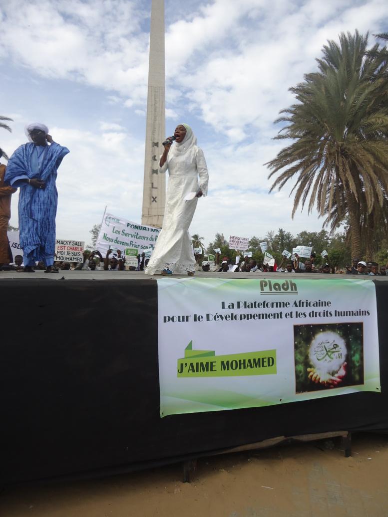 """En Images- contre """"Charlie Hebdo"""" : Place de l'Obélisque à ras bord"""