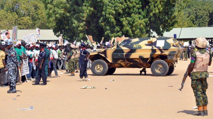 Boko Haram lance une attaque contre Maiduguri, capitale du Borno