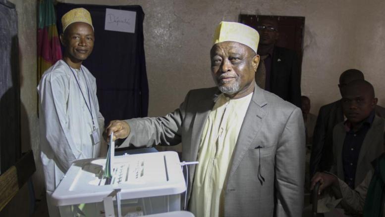 Le scrutin s'est passé dans le calme avec une participation au-dessus de 60% d'après le ministère de l'Intérieur.