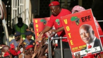 """""""Nous ne nous habillerons pas comme les maîtres coloniaux"""", a insisté Julius Malema."""