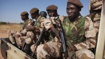 Soldats maliens à Bamako en septembre 2013. REUTERS/Joe Penney