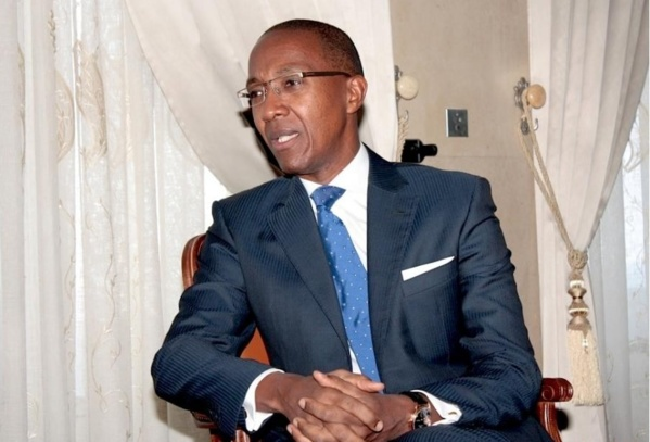 """Affaire du terrain de 2194 m2: Abdoul Mbaye, """"une cible"""", n'abdique pas et donne ses explications"""