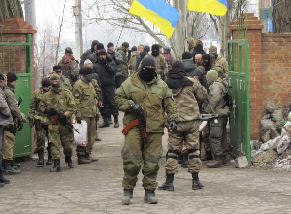 Ukraine: des combats sur plusieurs fronts dans la région de Donetsk
