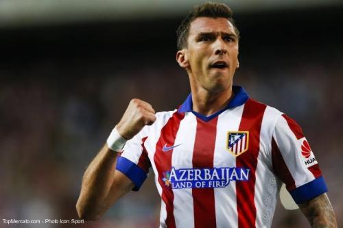 Atletico Madrid : un sprint final terrible pour Mandzukic