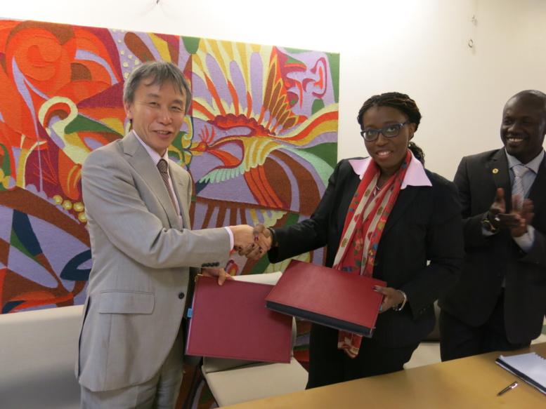 La JICA et la Banque mondiale ensemble pour appuyer le secteur de l'Education au Sénégal