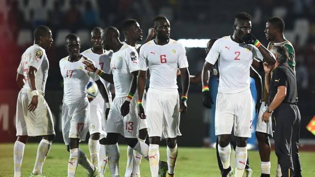 Tanière: Seul 5 Lions sont retournés Dakar