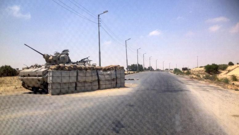 Egypte: une trentaine de morts dans des attaques dans le Sinaï