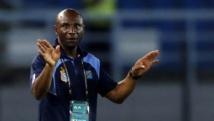 La RDC de Florent Ibenge va affronter le Congo en quart de finale de la CAN 2015 samedi 31 janvier. REUTERS/Amr Abdallah Dalsh