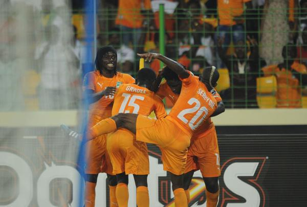 CAN 2015 : La Côte d'Ivoire élimine l'Algérie avec la manière (3-1)