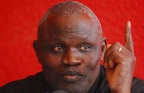"""Gaston Mbengue sur la démission de la FSF: """"C'est une attitude lâche et irresponsablede partir comme ça""""."""