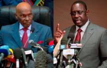 Le président Sall pose ses conditions à Wade avant de discuter