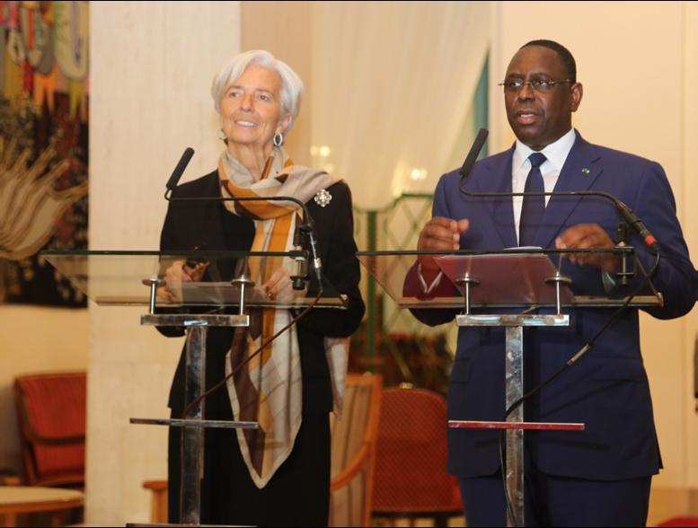 Publireportage - Plan Sénégal Emergent : le Fmi s'engage à accompagner les réformes nécessaires à sa mise en œuvre effective