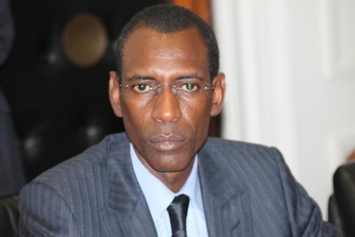Abdoulaye Daouda Diallo sur les menaces de Wade : «Ce n'est rien du tout, c'est juste du verbiage »