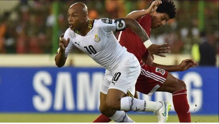 CAN 2015 – André Ayew: « Je suis très déçu, très remonté »