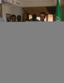 Condoléances du Président WADE à l'Ambassadeur du Royaume d'Arabie Saoudite (Photos)