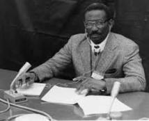 Cheikh Anta Diop: 7 février 1986-7 février 2015