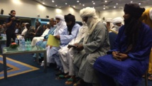 Les négociations de paix entre les mouvements du nord du Mali et les autorités de Bamako lorsd de leur ouverture, le 20 octobre 2014. RFI/Leïla Beratto