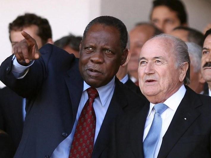Can 2015: Sepp Blatter s'exprime sur les incidents lors de Ghana-Guinée Equatoriale