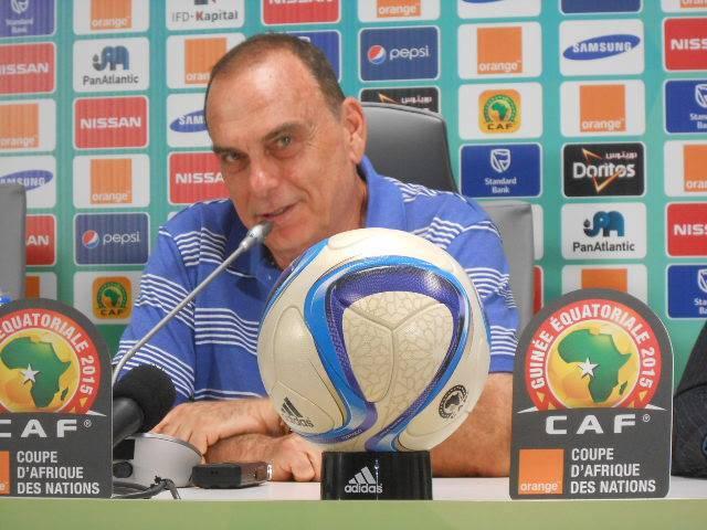 Can 2015: Grant estime que le Ghana « vient de loin »