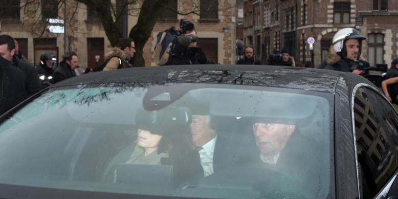 """Prostituées au Carlton : """"non"""", DSK ne savait pas"""