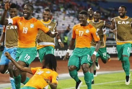 CAN 2015: 90.000 euros de prime et une villa pour chaque joueur ivoirien