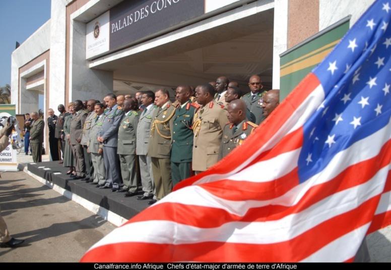 Afrique-Sénégal : La coopération des armées africaines revivifiées avec l'appui des Etats Unis !