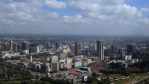 Malgré le désaveu de la CEEAC, les pourparles entre ex-Seleka et anti-balaka à Nairobi se poursuivent. AFP PHOTO / SIMON MAINA