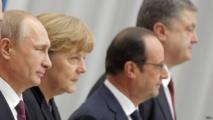 Ukraine : Poutine annonce la signature d'un accord