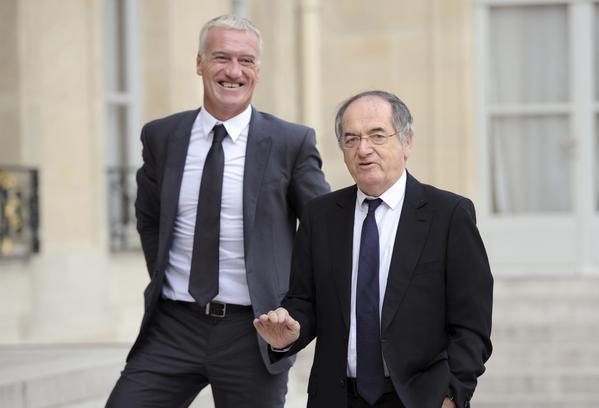 Officiel, EdF : Didier Deschamps prolonge !