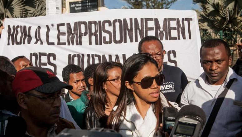 Classement RSF: la liberté de la presse régresse en Afrique
