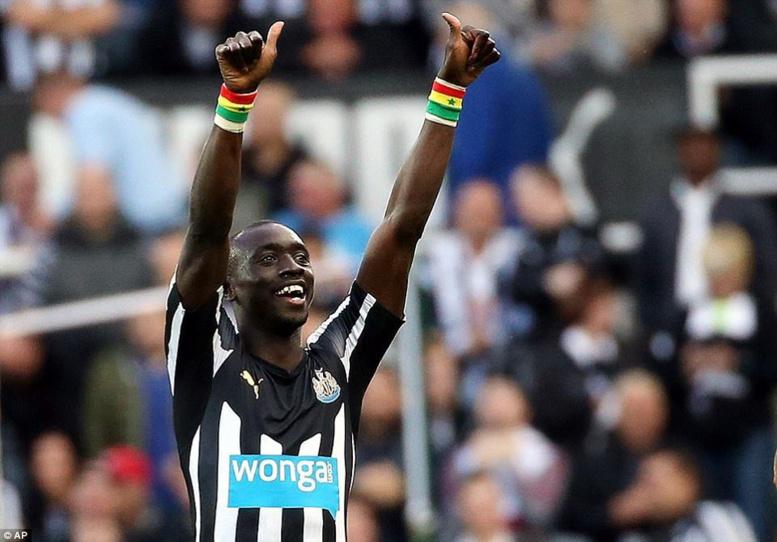 Premier League: Papiss Cissé meilleur que Aguero, Diego Costa, Harry Kan