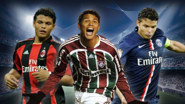 Quand Thiago Silva juge la L1 face à la Serie A et au Brasileirão