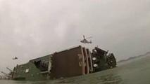 Le naufrage de Ferry en Corée du Sud