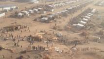 Vue du camp de réfugiés de Miwanao, au nord du Cameroun. RFI/OR