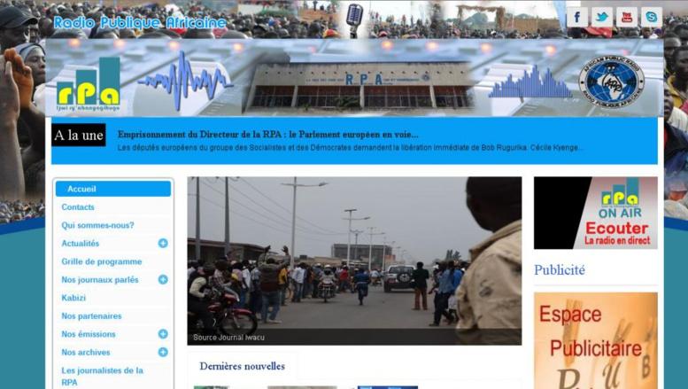 Burundi: liberté provisoire décidée pour Bob Rugurika de la RPA