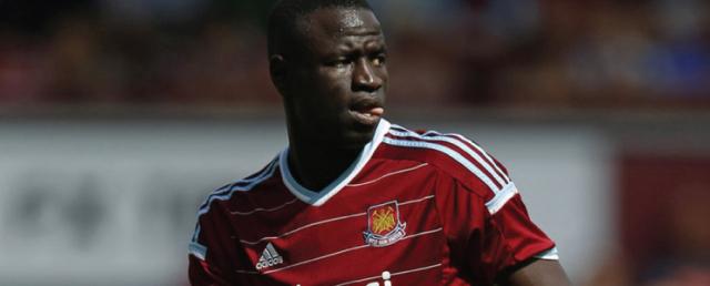 West Ham,  Cheikhou Kouyaté chute à l'entrainement: Frayeur sans conséquences