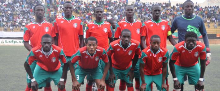 Caf-Ligue Des Champions : l' As Pikine du Sénégal affiche ses ambitions