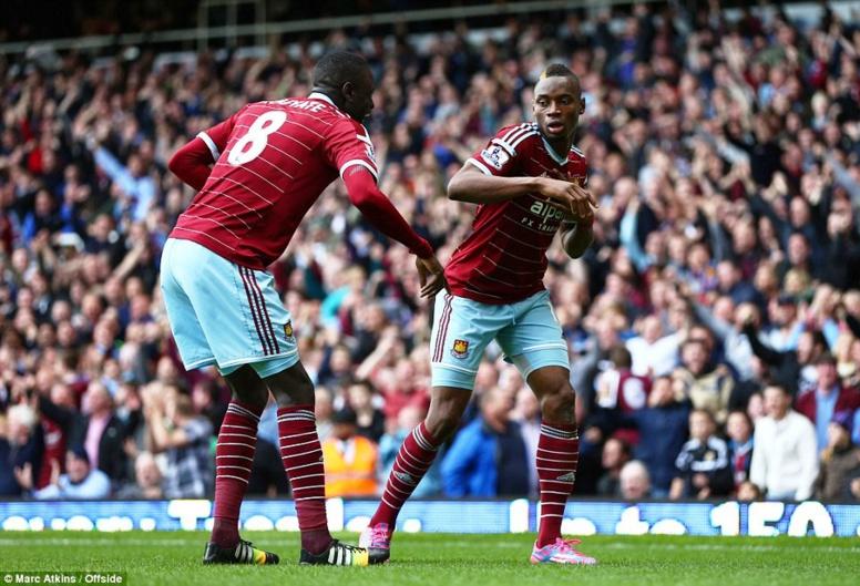 Premier League anglaise, Diafra Sakho et Cheikhou Kouyaté au meilleur de leur forme