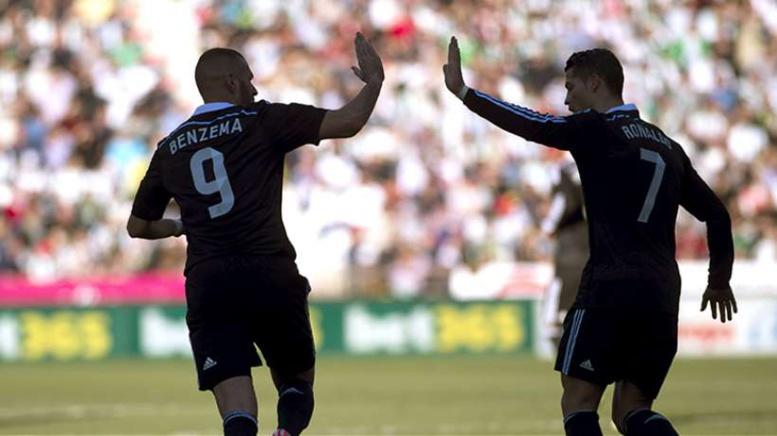 Liga : Benzema et CR7 distancent le Barça !