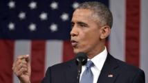 «Si le Congrès n'agit pas, explique Barack Obama, dans une semaine plus de 100 000 employés du ministère iront travailler sans être payés». REUTERS/Mandel Ngan/Pool