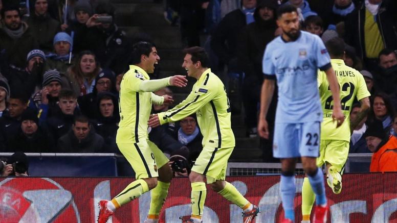 Après City-Barça (1-2), l'antisèche : City a tendu le bâton, et le Barça aurait pu frapper plus fort