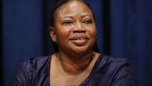 CA: Fatou Bensouda à Bangui pour évoquer la future Cour spéciale