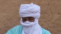 Mohamed ag Intallah est le nouvel amenokal de Kidal. RFI / Claude Verlon