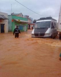 Madagascar : inondations mortelles