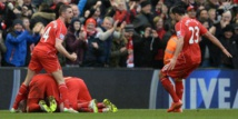 Liverpool-Manchester City : Liverpool domine City