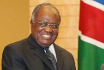 Le président namibien Pohamba reçoit le Prix Mo Ibrahim de la «bonne gouvernance»